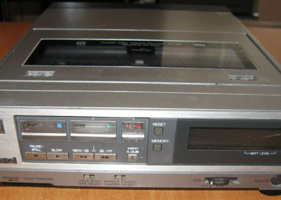 1987 National Portable VHS Video Cassette Recorder NV180 - National-NV180.2.jpg