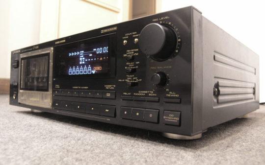 1989 Pioneer Multi Casstette Changer CT-M6R