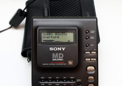 1992 Sony MD Walkman Minidisc Portable Recorder MZ-1 - SOny-MZ1.3..jpg