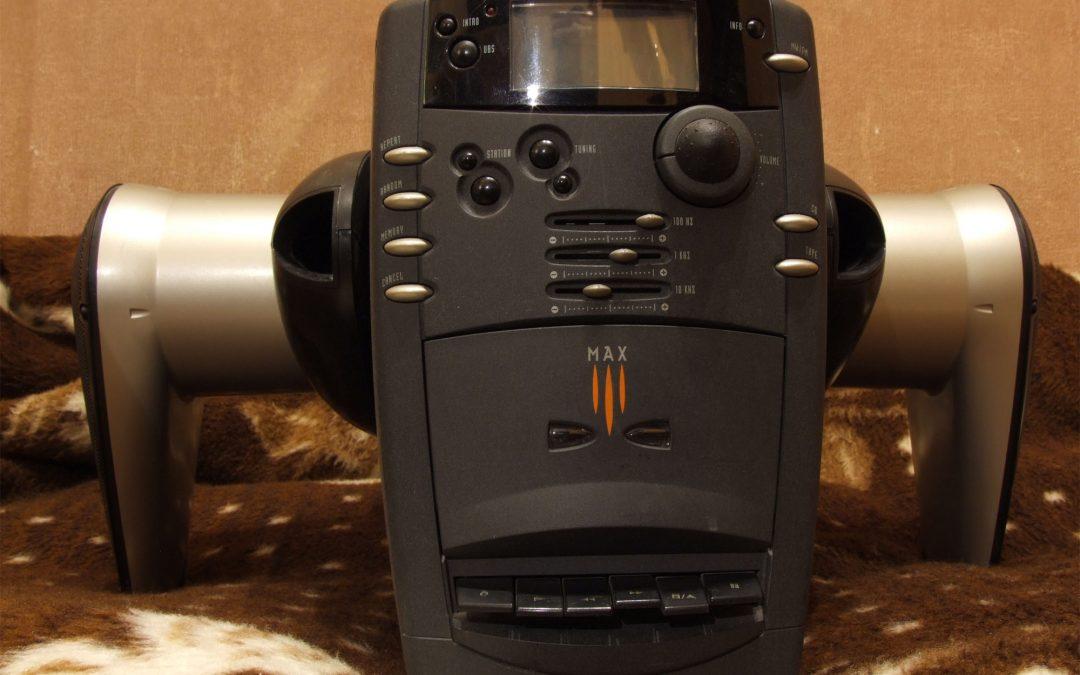 1996 Grundig Spacefidelity PA1