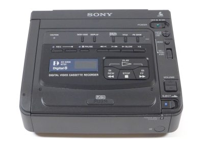 2000 Sony Digital8 Video Cassette Recorder GV-D200 NTSC - Sony-GV-D200-Digital-8-Player-Recorder-Deck.2.jpg