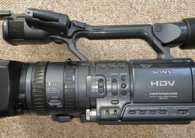 2004 Sony Handycam Digital HD Vodeo Camera Recorder HDR-FX1 - Sony-HDR-FX1.1